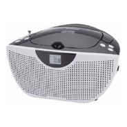 Radiograbador Ranser 200wat Usb+cd+fm+mp3+radio 220v O Pilas