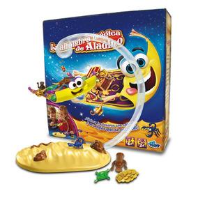La Alfombra Mágica De Aladino Juego De Mesa Next Point