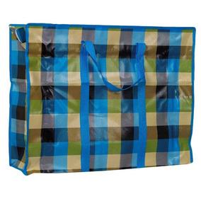 Bolsa De Sacoleiro - Bolsas Femininas Azul no Mercado Livre Brasil 4053e810a0