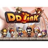 Ddtank 5000 Cupons Crédito Card - Envio Imediato