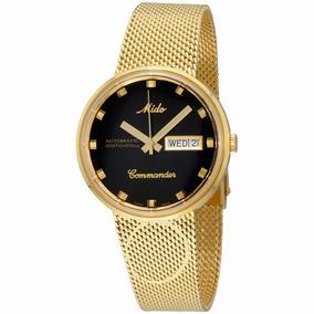 Reloj Mido Comander M842932813 P/caballero **original**