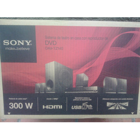 Home Theater Sony Dav-tz140(envió Gratis)