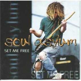 Soul Asylum - Set Me Free - Raro - Cd - Ver O Video