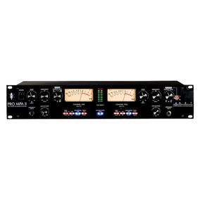 Art Pro Mpa Ii . Pre Amplificador Valvulado Com 2 Canais !