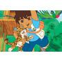 Painel Decorativo Festa Infantil Go Diego Go (mod5)