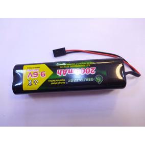 Pila Bateria Recargable 9.6v 2000 Mah