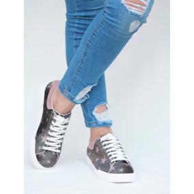Zapatillas Sneakers Plataforma Urbanas Altas Moda Mujer 2018