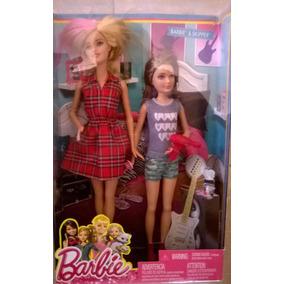 Barbie & Skipper Hermanas Mattel Barbie Hermanas Original