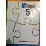 Manual 5 Santillana Conexiones