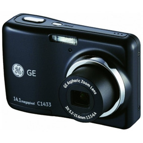 Camara De Fotos Digital General Electric C1433 14mp 3x