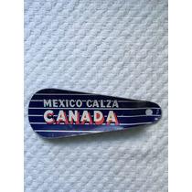 Calzador Antiguo Metalico Zapateria Canada