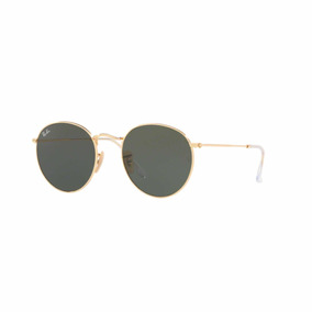 Ray Ban Round Réplica Lente Cristal De Sol - Óculos no Mercado Livre ... 2725c60fc9