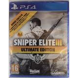 Sniper Elite 3 Ultimate Ps4 Nuevo Sellado Envios San Miguel