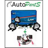 Kit Faro Auxiliar + Kit Xenon Chevrolet Corsa 1999 Al 2010
