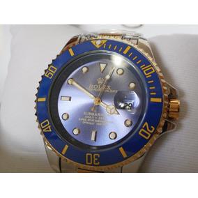 Reloj Rolex Submariner De Calidad, Ceramico, Maquina Miyota