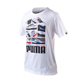 Remera Puma Sneakerblanca