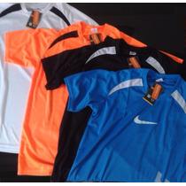 Kit 10 Camisetas Camisas Masculinas Dry Fit Nike Academia
