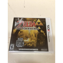 Zelda A Link Between Worlds Nintendo 3ds Envio Gratis