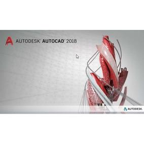 Autocad 2018 Español/ingles 32y 64 Bits | Soporte