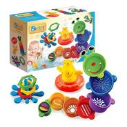 Juegos Didácticos Para Agua O Arena Para Bebé 3 En 1 Bimbi
