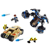 Lego Similar Batman Bat Bane Tumbler Chase 76001