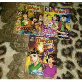 Gibis Mônica Jovem Edição:36,83 E 85 !super Barato! R$10 Un!