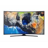 Televisor Samsung Mu6300 Curvo De 49 Pulgadas Smart Tv 4kuhd