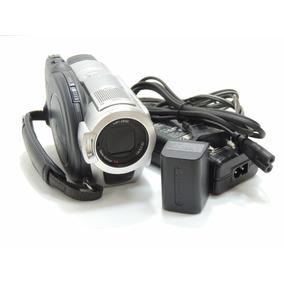 Filmadora Handycam Dcr-dvd4c8 (+carregador E Bateria)