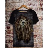 Camisa Reggae Bob Marley Reggae Nation 002