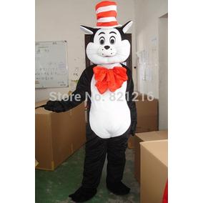 Botarga Seuss Gato En El Sombrero Envio Gratis