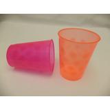 Vasos Plásticos 10 X 7,5 X 5,5 Cm $ 450 C/u Caja X 500 Unds