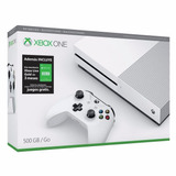 Xbox One Reacondicionada 500gb