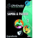 Dvd Lacrado Gradiente Dvdoke Samba E Pagode 1