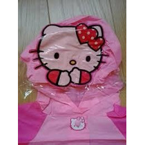 Impermeable Para Tu Niña Hello Kitty Solo Para Ellass