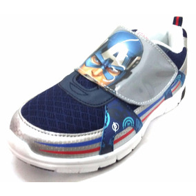 Zapatillas Atomik Marvel Capitán America
