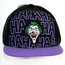 El Guason The Joker Dc Comics Gorra 100% Original 2