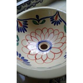 Lavamanos Ovalin De Talavera