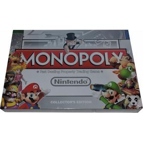 Nintendo Monopolio, Edición De Colección