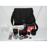 Camara Profesional Nikon Dslr Reflex Digital D5200 Paquete
