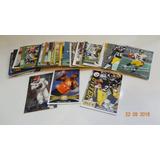 Lote De 79 Tarjetas Acereros De Pittsburgh Steelers Cards
