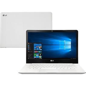 Notebook Lg Ultra Slim Quad Core 4gb 500gb Led 14 Windows