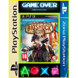 Bioshock Infinite Ps3 Español (game Over)