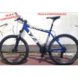 Mountain Bike Scott Voltage Yz4 Aro 26 * Veja Configuração*