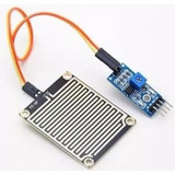Sensor De Chuva + Módulo + Cabo - Arduino
