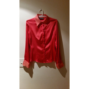 Camisa De Mujer Emporio Armani