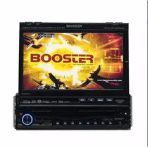 Dvd Central Booster Bmtv-9750 7pol Sd Usb Bt Divx Retrátil