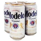 Caja Cerveza Modelo Especial En 24 Latas De 473 Ml. - Ml