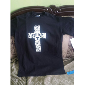 Camiseta Cruz Leon