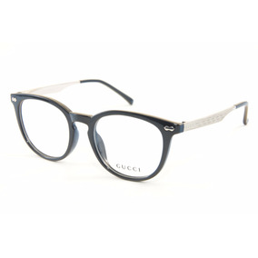 Armação Importada P/ Óculos De Grau Feminina Mascu. Gc 4287