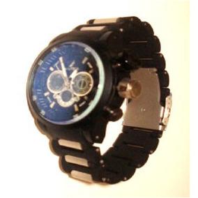 Reloj Naútica De Pulsera Con Cronómetro Y Luz